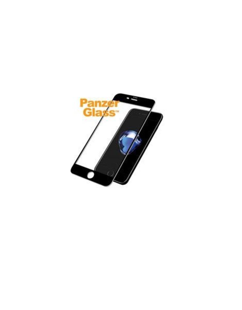 Panzerglass Apple iPhone 6/6s/7/8+ - Black Case Friendly