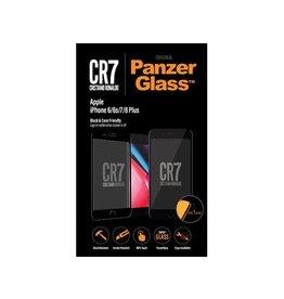 Panzerglass Apple iPhone 6/6s/7/8 Plus-Black CR7 BrandGlass
