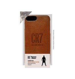 Panzerglass CR7 Leather Case iPhone 6/6s/7/8+ -Tan Signature