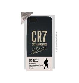 Panzerglass CR7 Silic.Case iPhone 5/5S/5C/SE-Blk/Gold Signat
