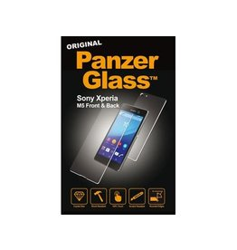 Panzerglass Sony Xperia M5 Front + Back