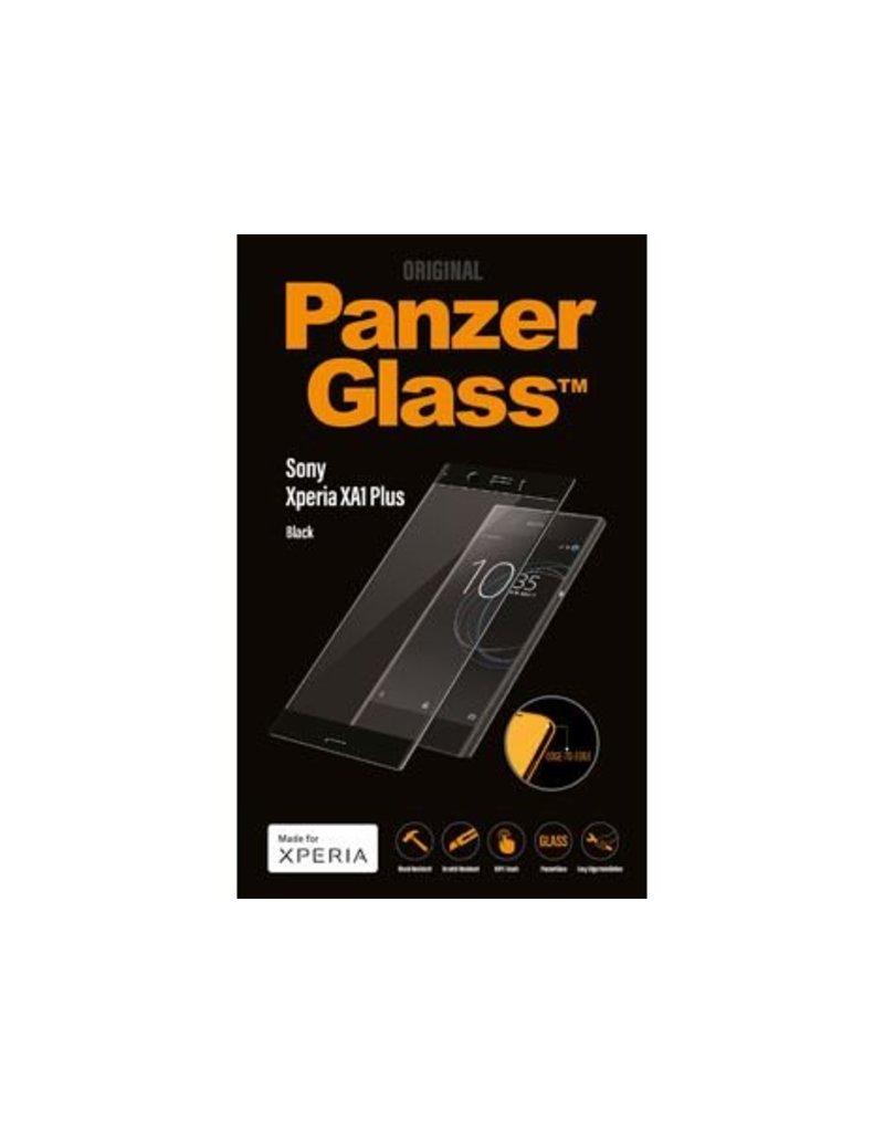 Panzerglass Sony Xperia XA1 Plus - Black
