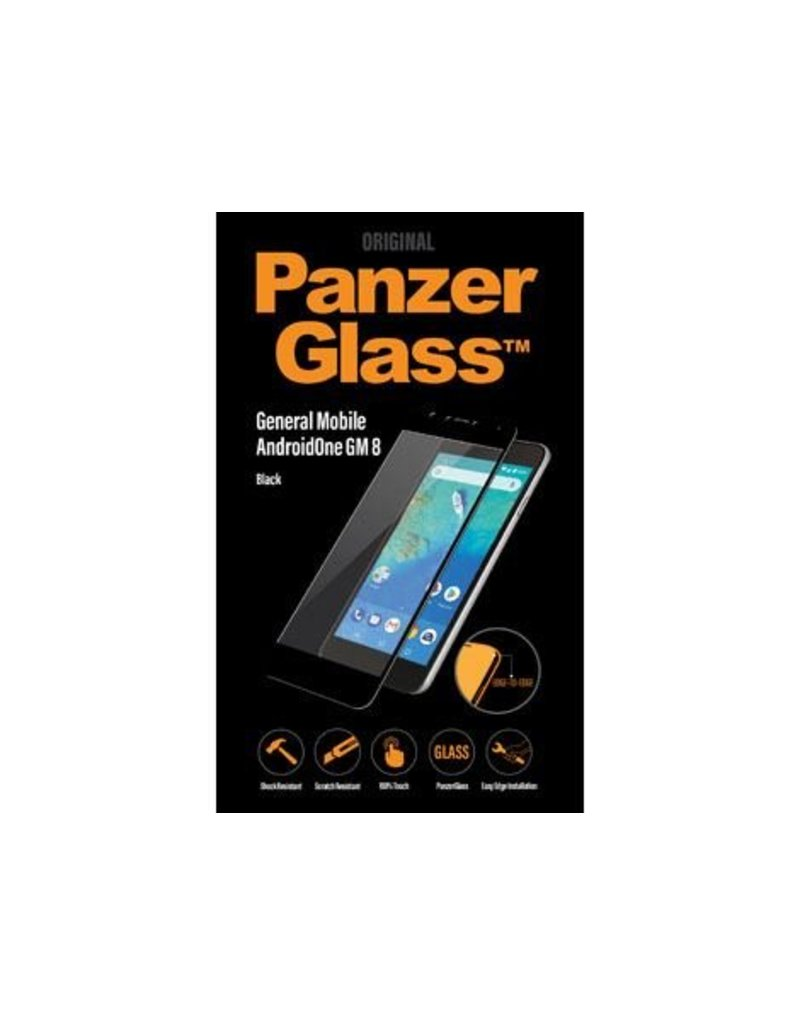 Panzerglass Android One GM 8 - Black
