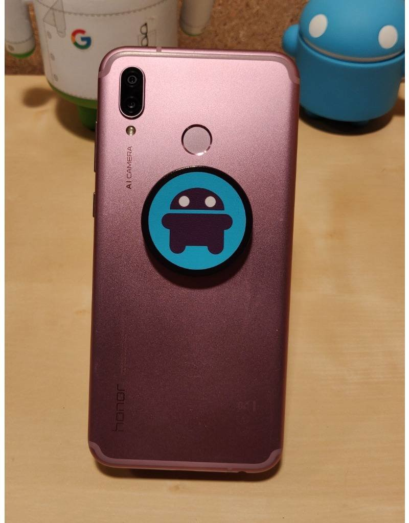 Androidworld Androidworld Popsocket