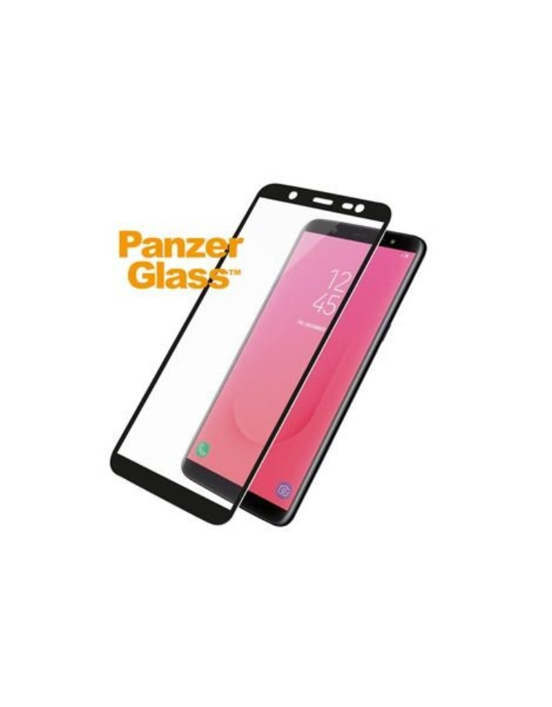 Panzerglass Samsung Galaxy J8 (2018) - Black