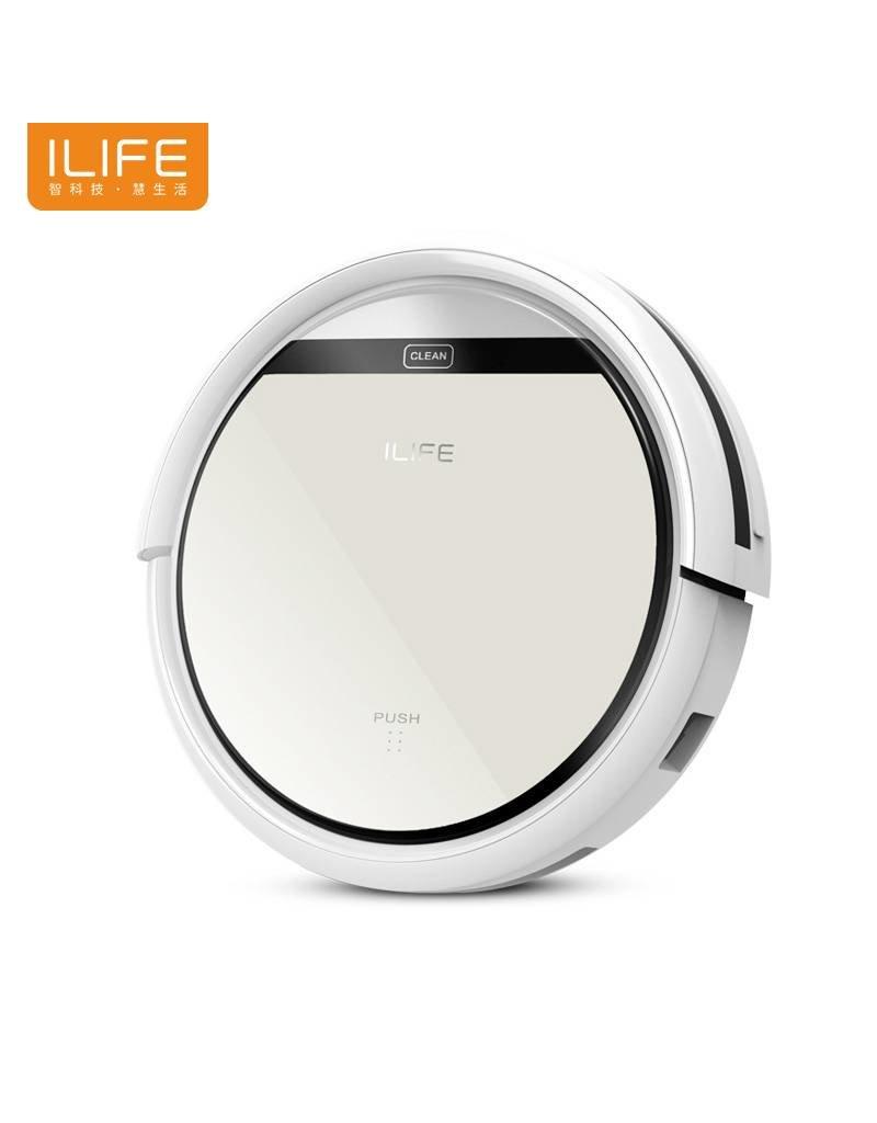 ILIFE ILIFE Vacuum Robot V50 Pearl White