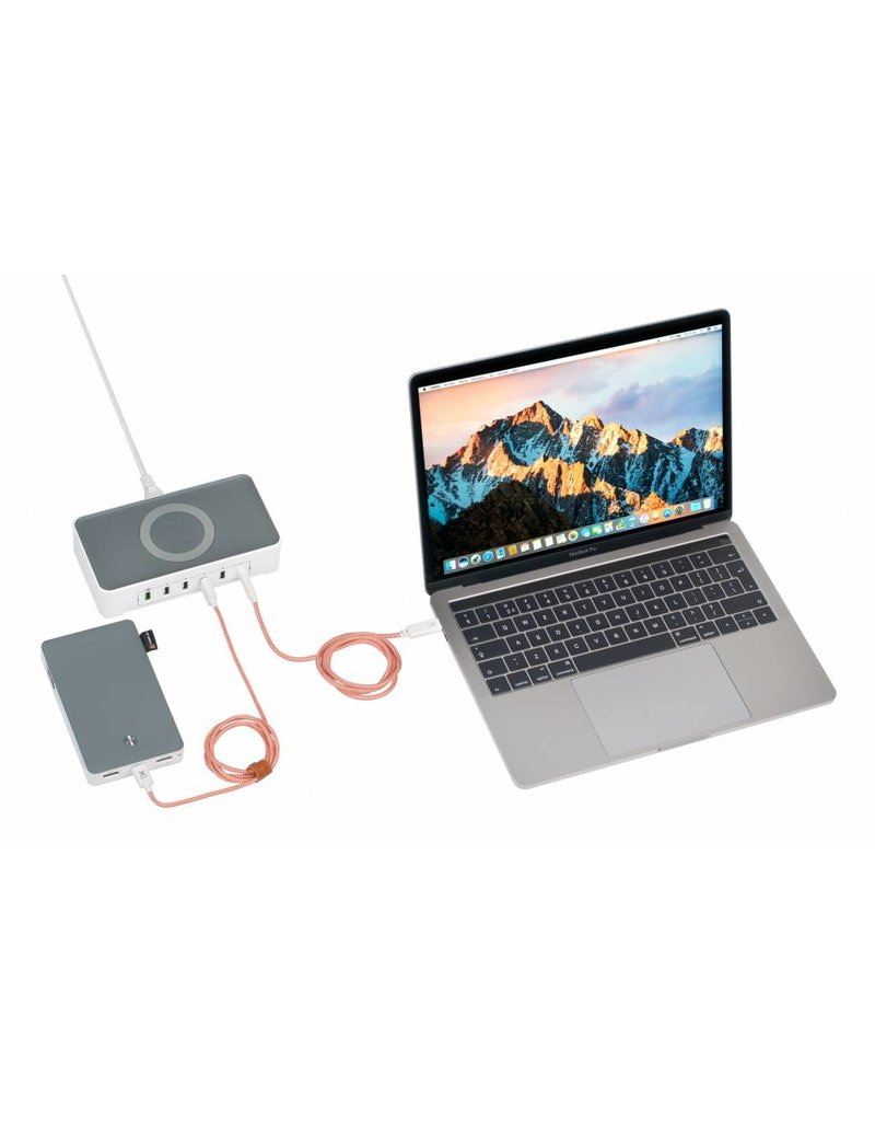 Xtorm Xtorm Power Hub USB XPD16 with QC Vigor Grey