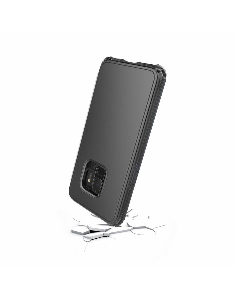 SoSkild SoSkild Samsung Galaxy S9 Defend Wallet Impact Case Black