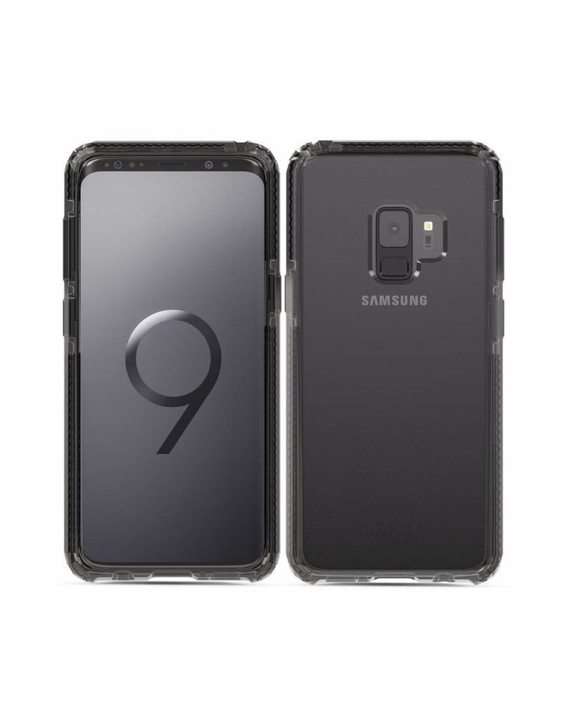 SoSkild SoSkild Samsung Galaxy S9 Defend Heavy Impact Case Smokey Grey