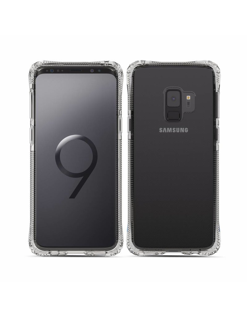 SoSkild SoSkild Samsung Galaxy S9 Absorb Impact Case Transparent