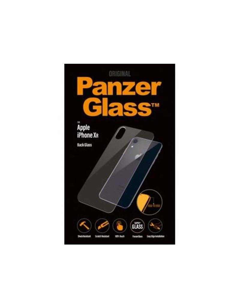 Panzerglass Apple iPhone XR Backglass - Clear