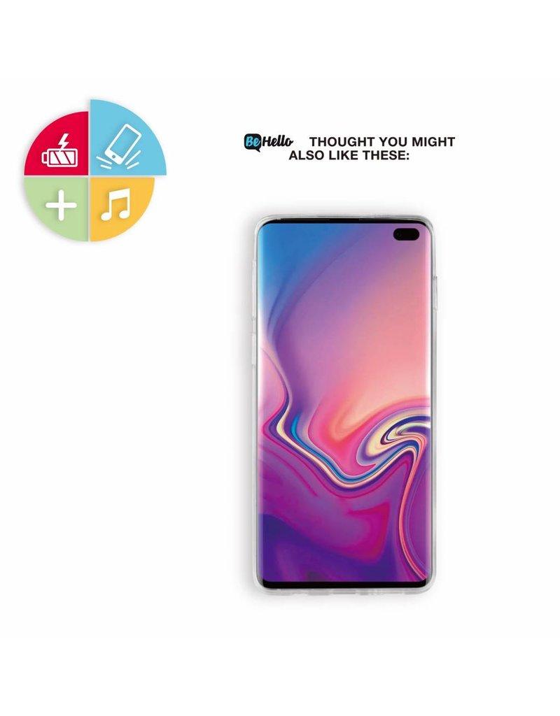 Samsung Galaxy S10+  transparante case