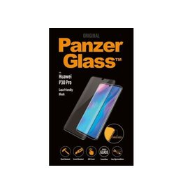 Panzerglass Huawei P30 Pro - Case Friendly - Black