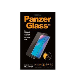 Panzerglass Huawei P30 Lite - Black Case Friendly