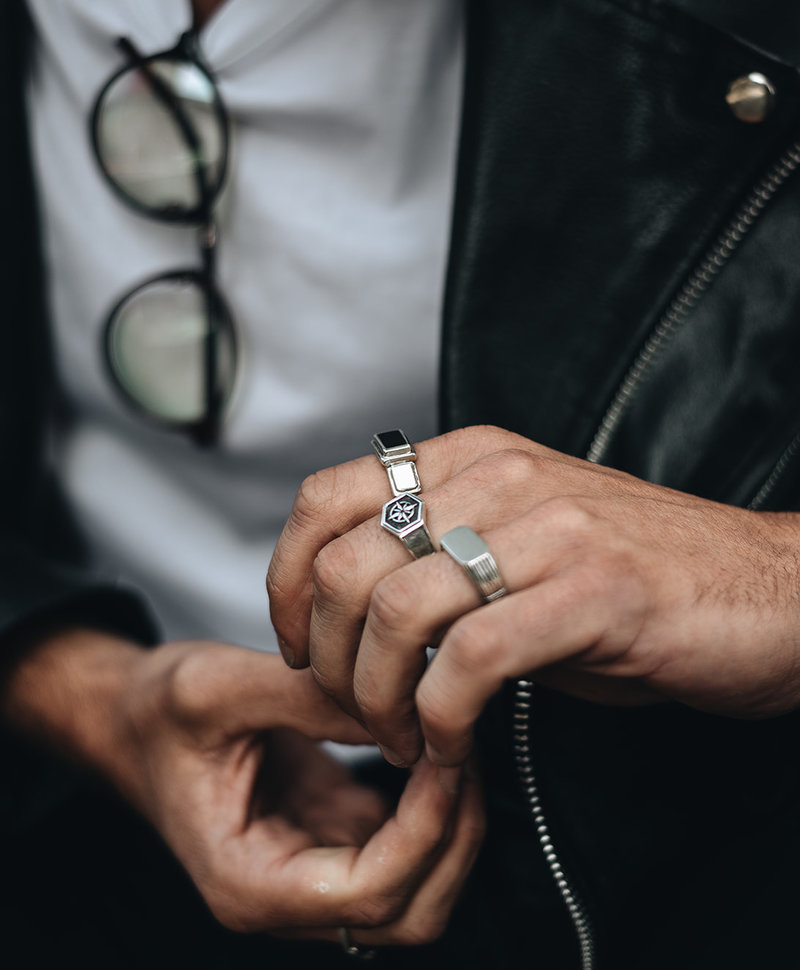 Compass Ring Ohtli