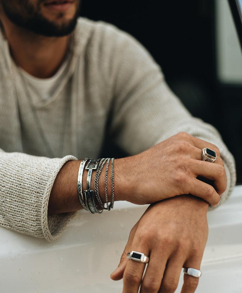 Multi Chain Bracelet Chapman