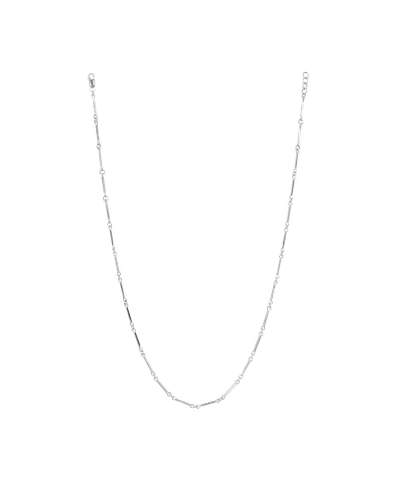 Vintage Necklace Helene, Silver