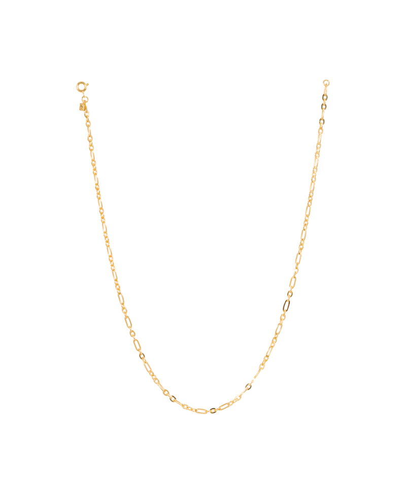 Gold Plated Chunky Ketting Artemis