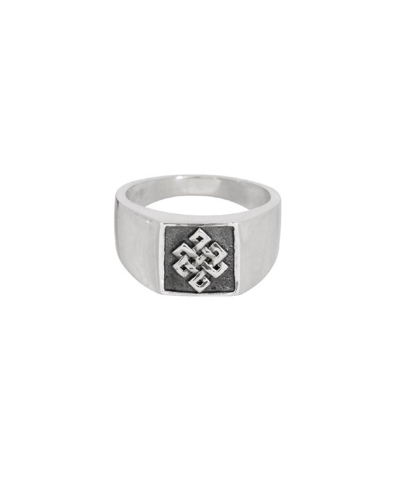 Endless Knot Ring Khar