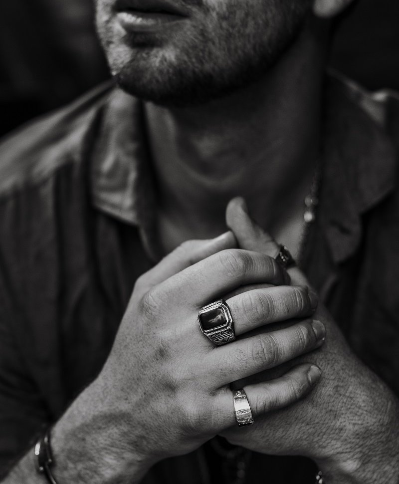 Basic, Hammered Ring Mash