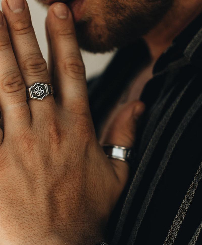 Compass Ring Ohtli