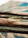 Gold Plated Fijne Ring Lenka