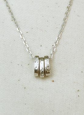 Western Zodiac Pendants,  Silver