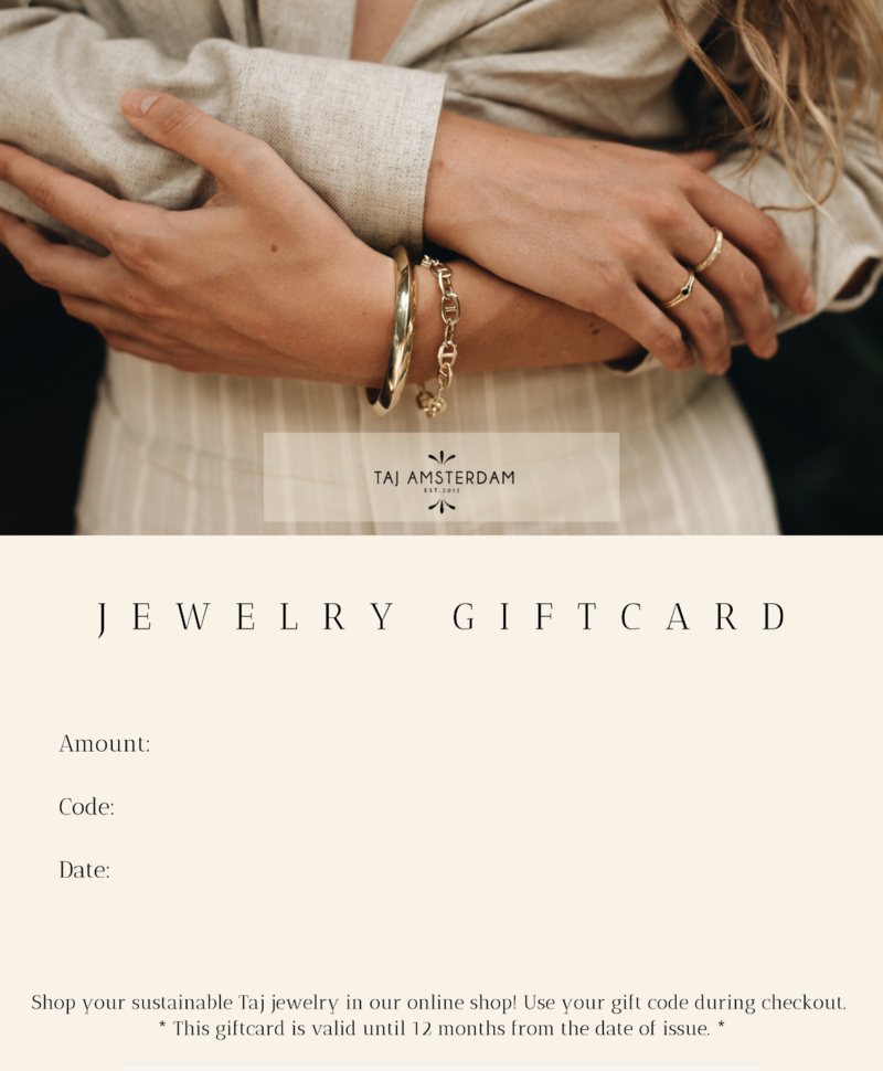 Taj Geschenkkarte Frauen | Starting from € 15