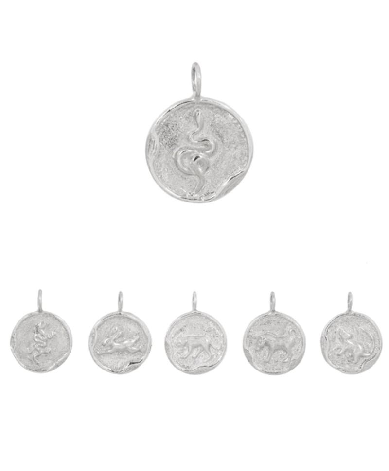 Zilveren Chinese Sterrenbeeld Mannenhangers