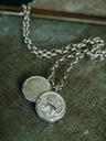 Silver Chinese Zodiac Men's Pendants