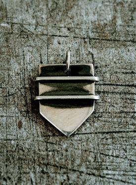 Shield Pendant Batish