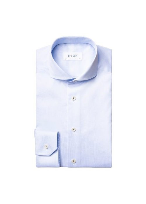 Eton Eton Overhemd Lichtblauw LM 1000001049 21