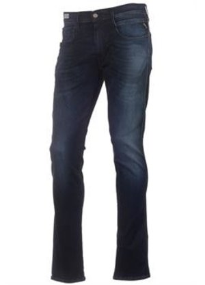 Replay Jeans Hyperflex blauw