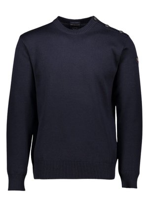 Paul & Shark Sweater wol Blauw