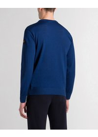 Paul & Shark Paul & Shark Sweater wol Blauw C0P1040 61101130 573