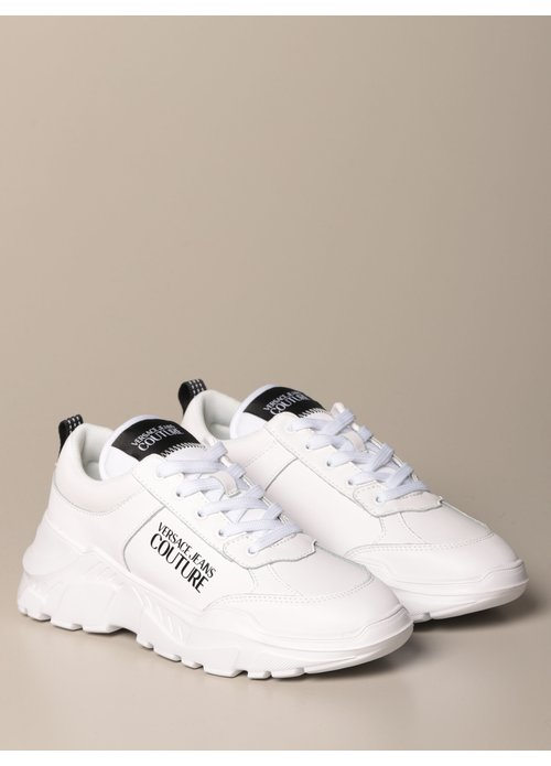Versace Jeans Couture Versace Jeans Sneakers logo Wit E0YZASC171606 003