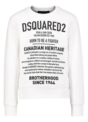 Dsquared2 Kids Kids Sweatshirt Wit