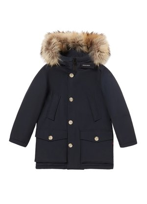 Woolrich Boys Arctic Parka Donkerblauw