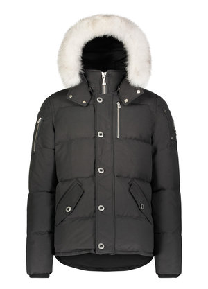 Moose Knuckles 3Q Jacket Zwart/Wit