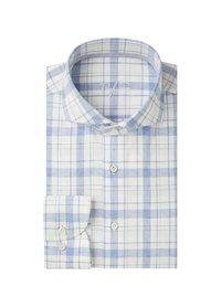 Profuomo Profuomo Overhemd Blauw PPRH3A1035