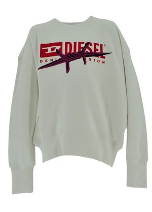 Diesel Kids Sweater Wit