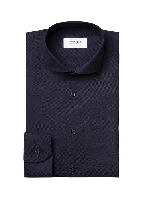 Eton Eton Overhemd Blauw 100001288 29
