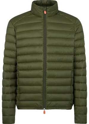 Save The Duck Jacket Dusty Olive Groen