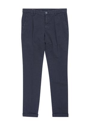 Mason's Pantalon Donker Blauw