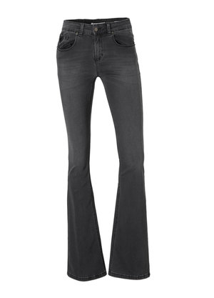 Lois jeans Flared Jeans Black Stone Grijs