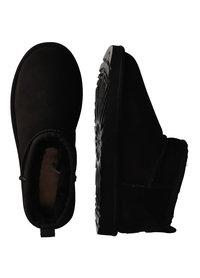 Ugg Ugg dames Classic ultra mini boot Zwart 1116109-BLK