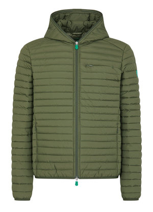 Save The Duck Recycled Jacket Groen