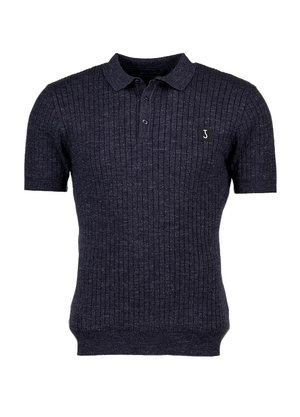 Butcher of Blue Bud Polo Donker Blauw
