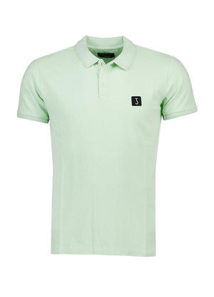 Butcher of Blue Comfort Polo Jade Groen