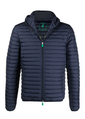 Save The Duck Recycled Jacket Donkerblauw